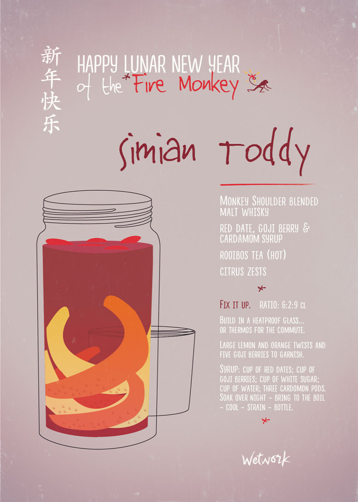 Simian Toddy